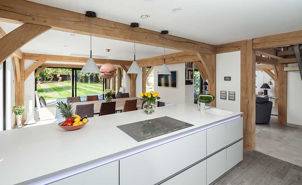 Folding Kitchen Island Uk 10 Top Kitchen Diner Design Tips | Homebuilding & Renovating