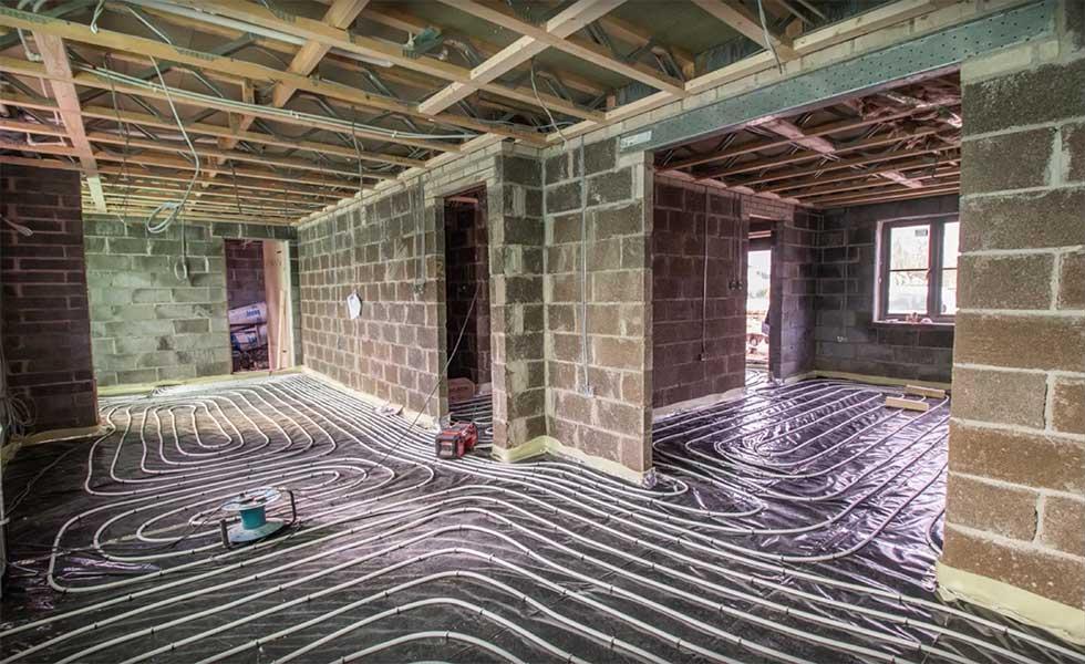 Underfloor Heating The Ultimate Guide Homebuilding  Renovating
