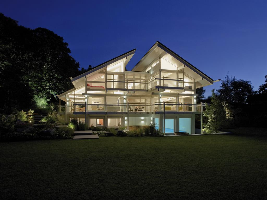 Huf Haus Hartenfels Property Take A Peek Around A High Tech Huf Haus Built In Just
