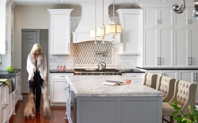Transitional Kitchen Photography