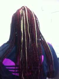 Senegalese twist | Yelp