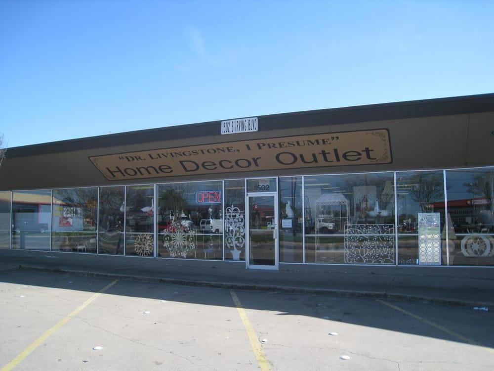 Livingstone I Presume - Home Decor - 1502 E Irving Blvd, Irving, TX