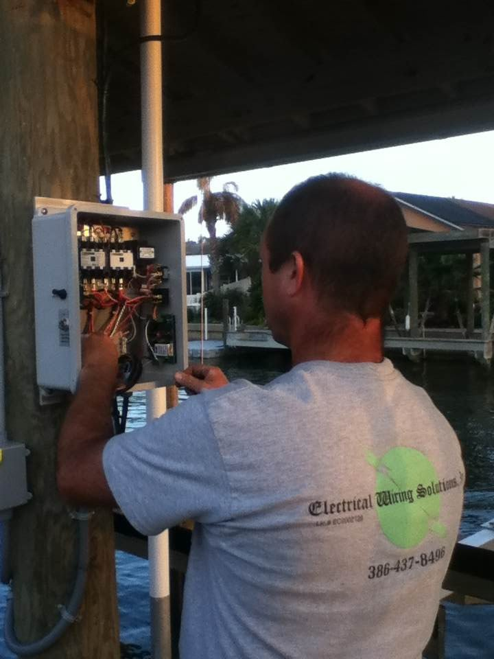 Sub Panel for Boat Lift - Yelp