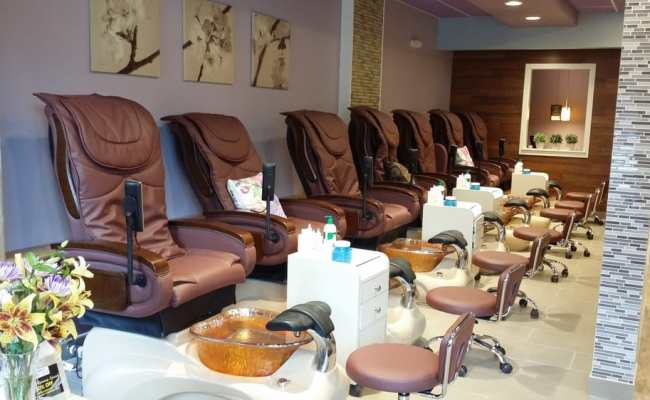 Broadway Nail Spa 46 Photos 70 Reviews Makeup Artists 619 S Broadway Fells Point