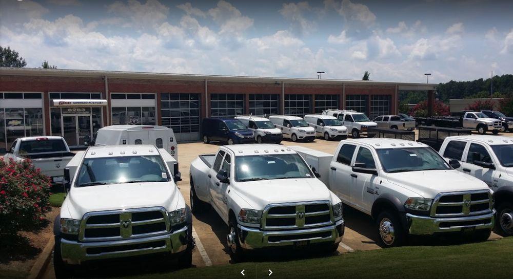 Ginn Commercial Fleet - Commercial Truck Dealers - 6263 Turner Lake