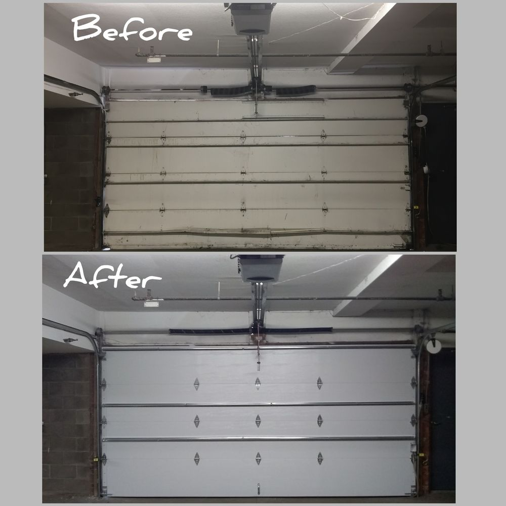 Garage Door Repair Yelp New Insulated Special Size Garage Door Installation For A Small