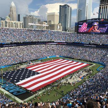 Bank of America Stadium - 393 Photos  123 Reviews - Stadiums