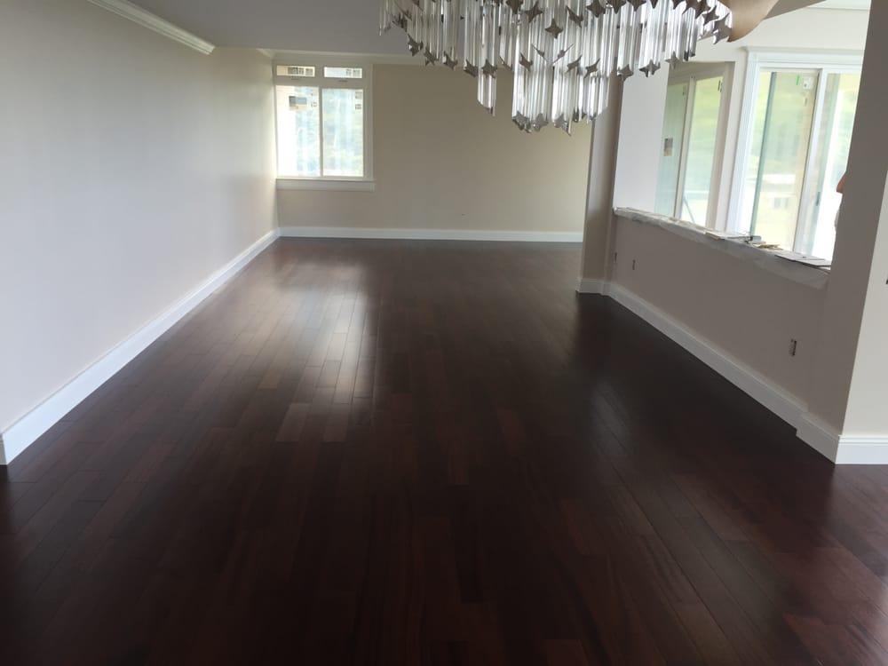 Kaneohe Residence, Floors, Stairs And Decks. Ipe Engineered Wood
