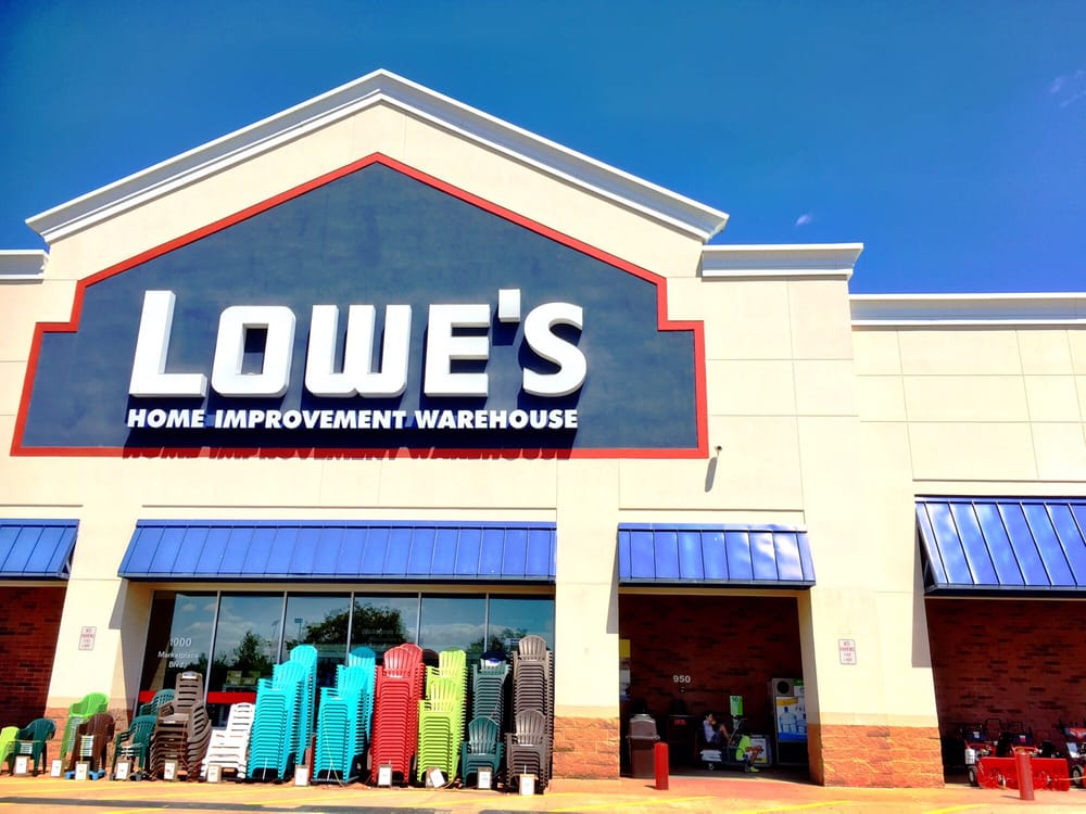 Lowes Home Improvement - 12 Reviews - Building Supplies - 1000