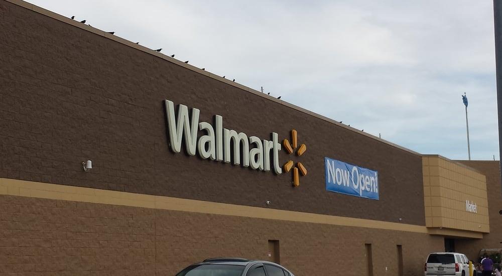 Walmart Supercenter - 15 Photos  13 Reviews - Department Stores