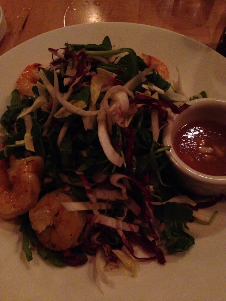 Tre Colore Salad With Shrimp Yelp