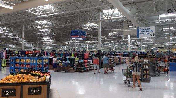 Walmart Supercenter 541 Seaboard St Myrtle Beach, SC Department