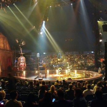 Cirque du Soleil - Kurios - 1062 Photos  467 Reviews - Performing