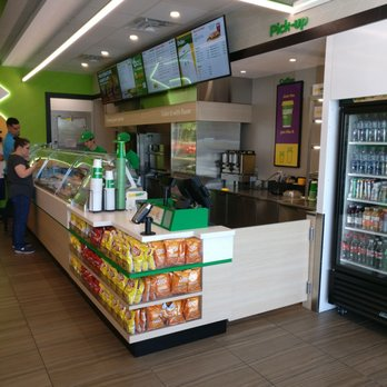 Subway - Sandwiches - 20212 Champion Forest Dr, Spring, TX