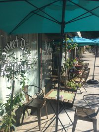 Sidewalk cafe vibe - Yelp