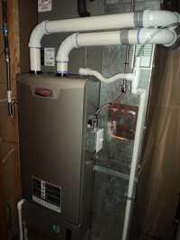High Efficiency Furnace Installation provided by Parkey's ...