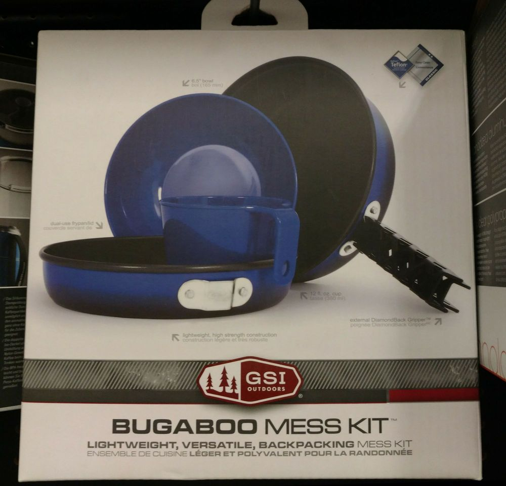 Kit De Cuisine Pour Camping 4 Out Of 5 Bogeymen Recommend The Bugaboo Mess Kit For Camping Yelp