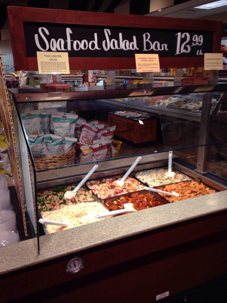 Awesome seafood salad bar! - Yelp