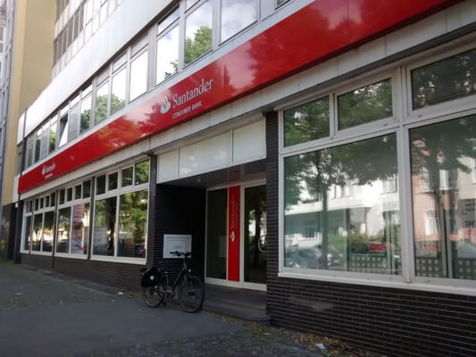 Santander Consumer Bank - Banks  Credit Unions - Badensche Str 44