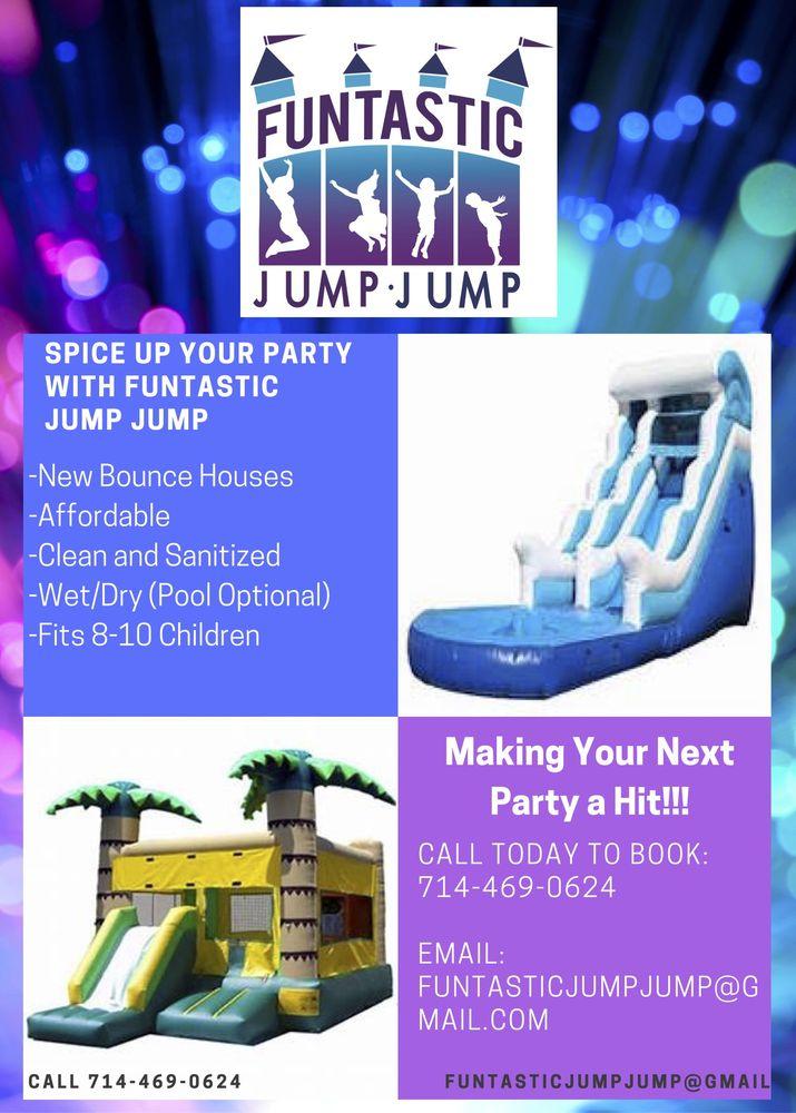 Bounce House Rental Flyer - Yelp