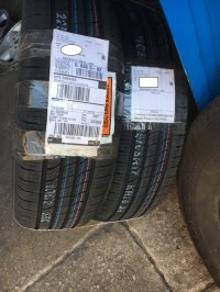 Willy advised me to buy new tires from Tire Rack. I took ...