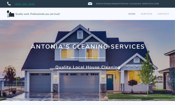 Antonia\u0027s Cleaning Services - CLOSED - Home Cleaning - Burlingame - local house cleaning