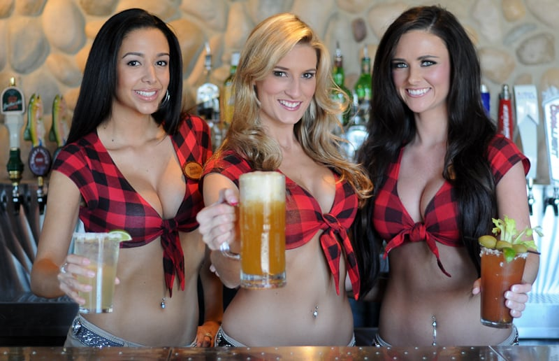 Twin Peaks Girls - Yelp