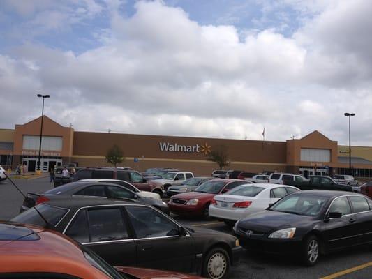 Walmart Supercenter - Department Stores - 1900 S Jefferson St, Perry