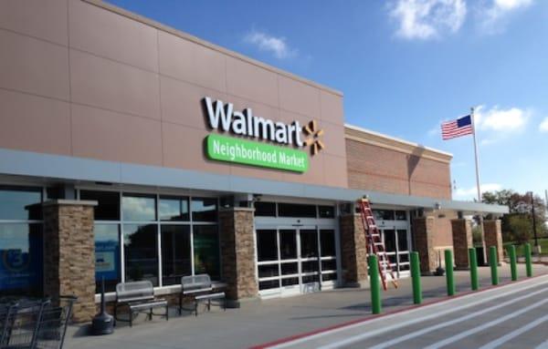 Walmart Neighborhood Market 5625 Washington Ave Mount Pleasant, WI