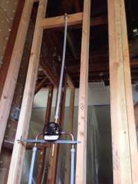 Shower valve rough in-PEX pipe - Yelp