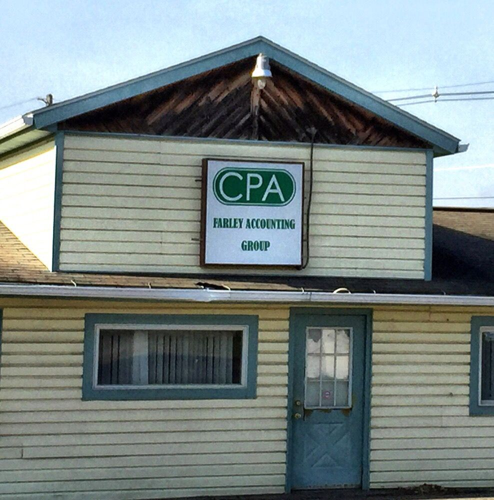 Farley Window Farley Richard Cpa Accountants 2369 Elmira St Sayre Pa