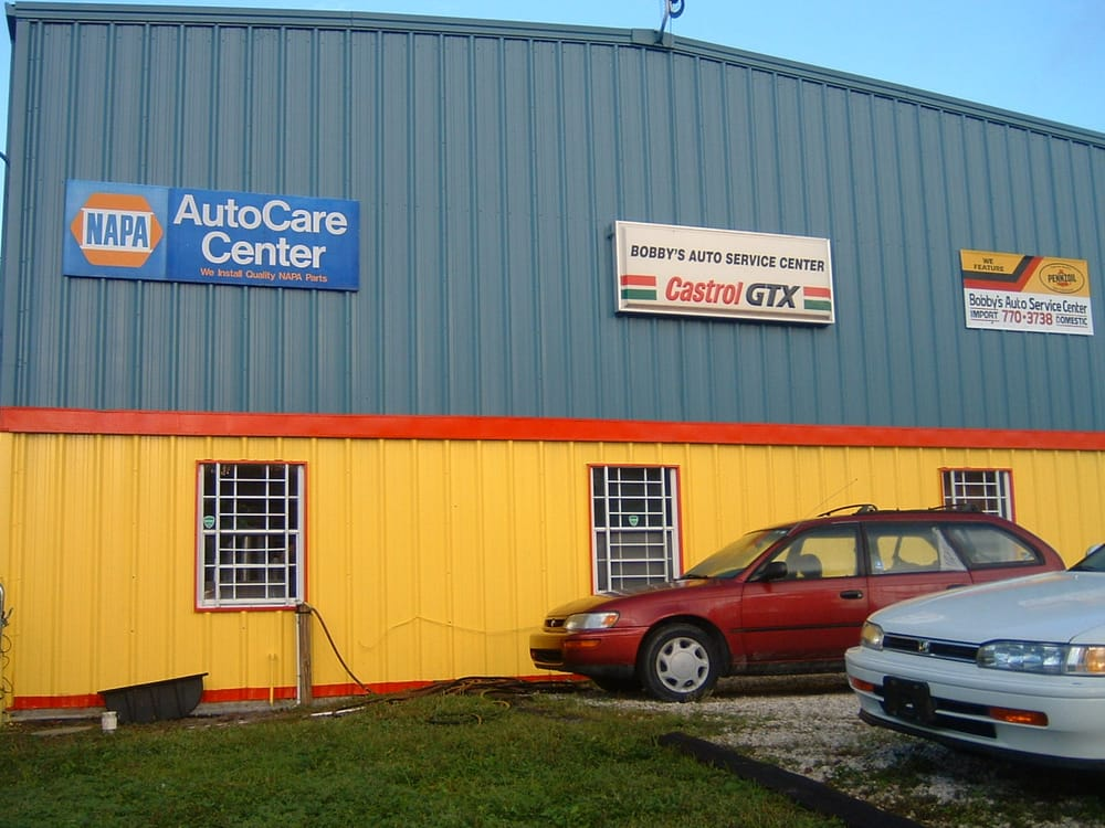 Bobby\u0027s Auto Service Center - Tires - 1835 82nd Ave, Vero Beach, FL