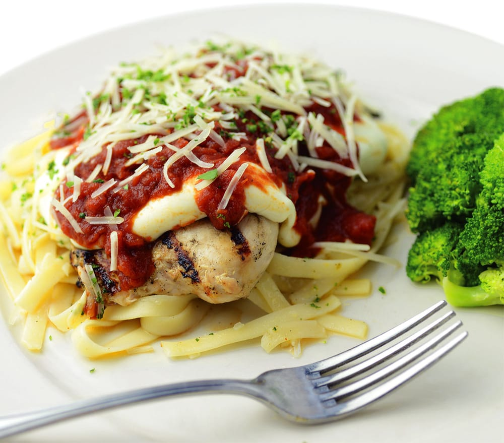 Fullsize Of Grilled Chicken Parmesan