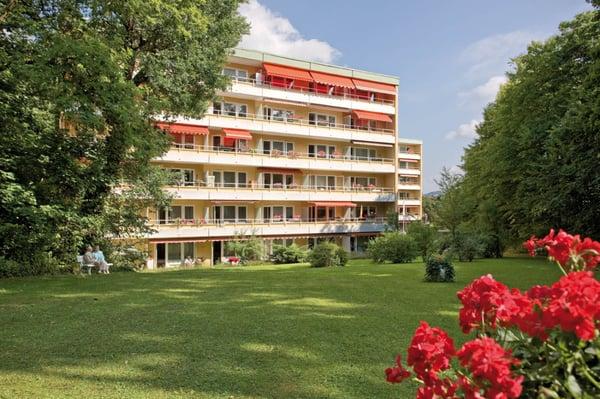 Seniorenwohnanlage Rosenhof Bad Kissingen - Retirement Homes - bad kissingen