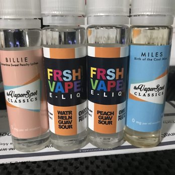 The Vapor Spot- Vape Shop and Vapor Bar - CLOSED - 12 Reviews - Vape
