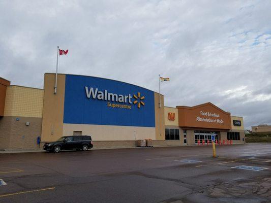 Walmart - Department Stores - 25 Plaza Boulevard, Moncton, NB