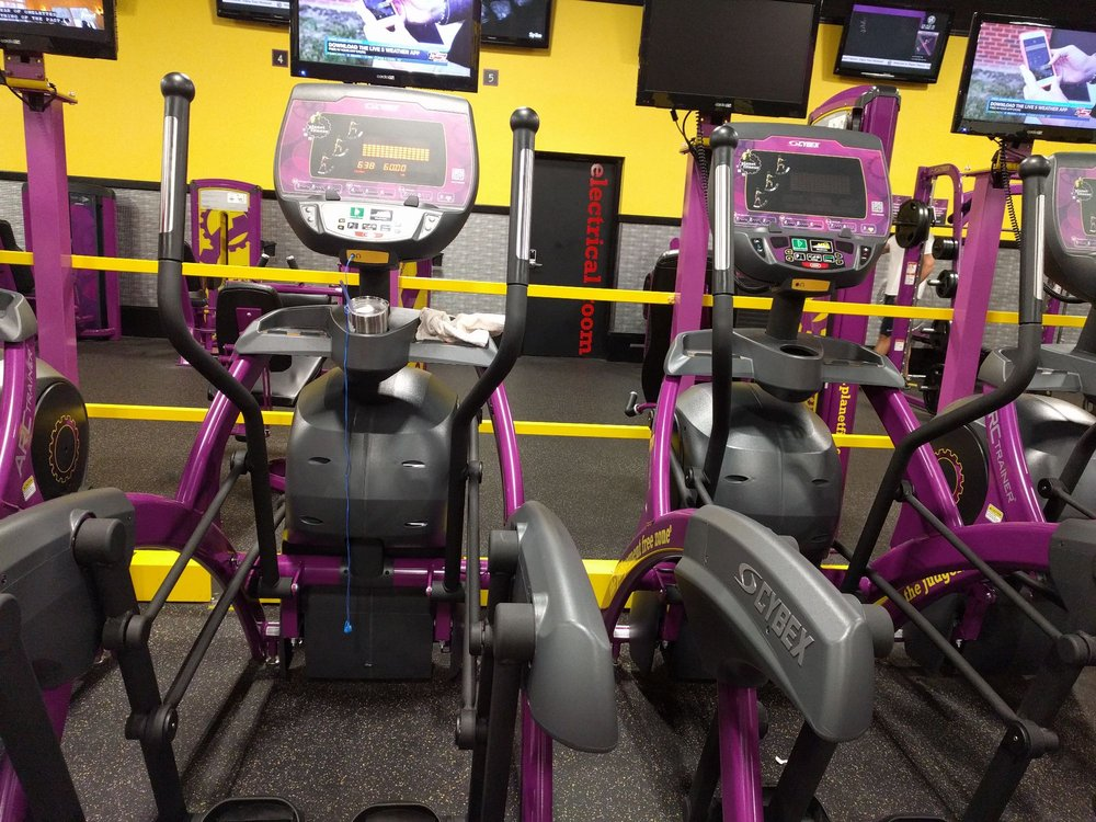 Planet Fitness - Charleston - 49 Photos  31 Reviews - Gyms - 2070