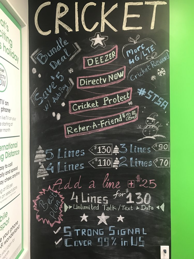 Our holiday promos!! - Yelp