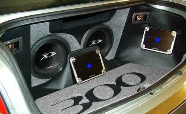 Custom Car Audio Car Stereo Installation 420 N