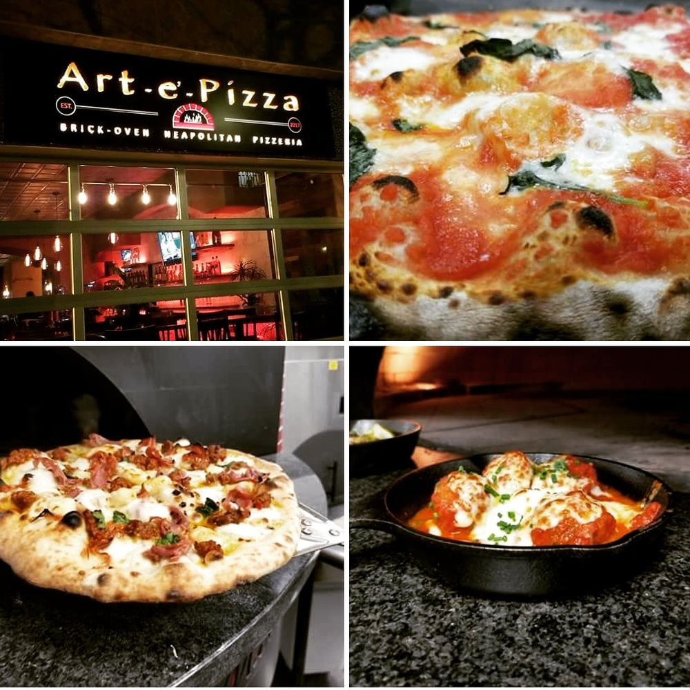 Arte Pizza Menu Enfield Agawam Pizza Restaurant Gift Cards Massachusetts Giftly