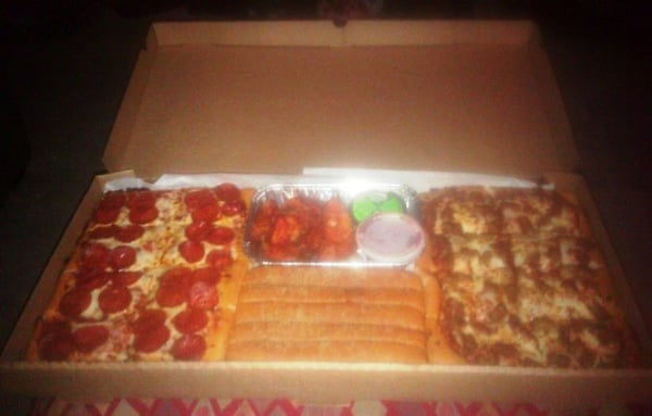 Pizza Hut Pizza Portland Or Yelp