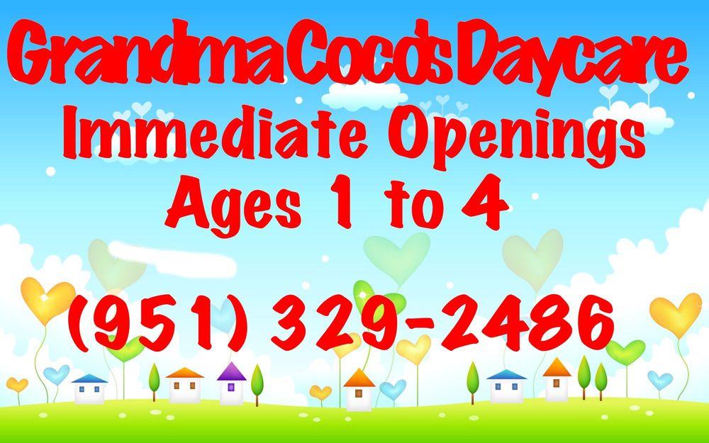 Photos for Grandma Coco\u0027s Daycare - Yelp