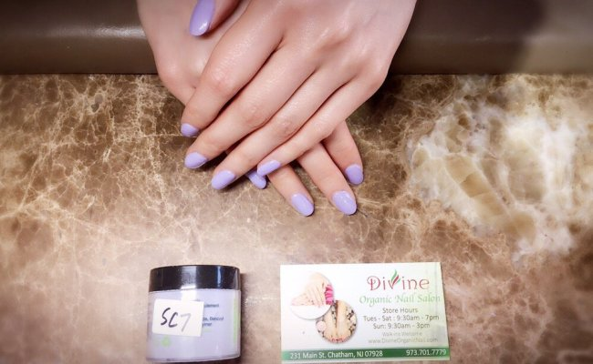 Sns Dipping Powder Manicure A Healthier Alternative For Gel Manicure Popular Spring Color Yelp