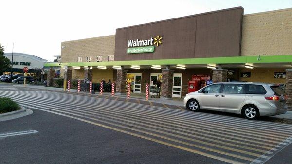 Walmart Neighborhood Market 8745 Little Rd New Port Richey, FL