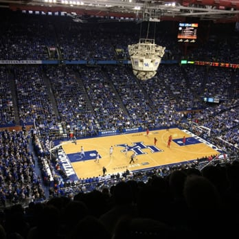 Rupp Arena - 140 Photos  48 Reviews - Stadiums  Arenas - 432 W