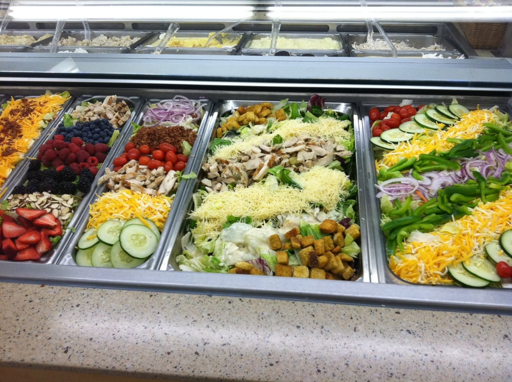 Salad Bar Yelp