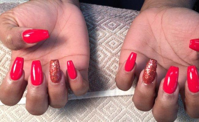 Glamour Nails 17 Photos 15 Reviews Nail Salons 5310 W Main St Kalamazoo Mi Phone