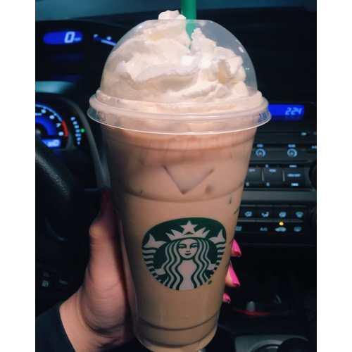 Medium Crop Of Ultra Caramel Frappuccino