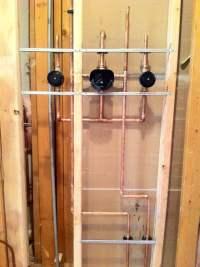 Shower valve with transfer valves - Yelp
