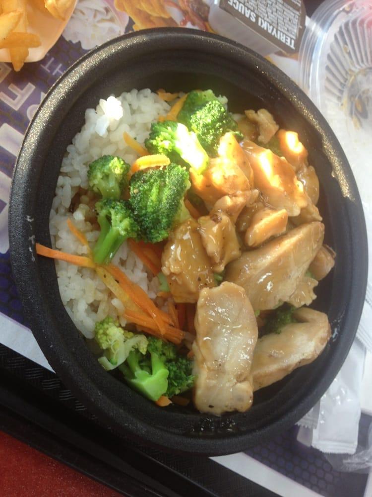 Chicken Teriyaki Bowl Yelp